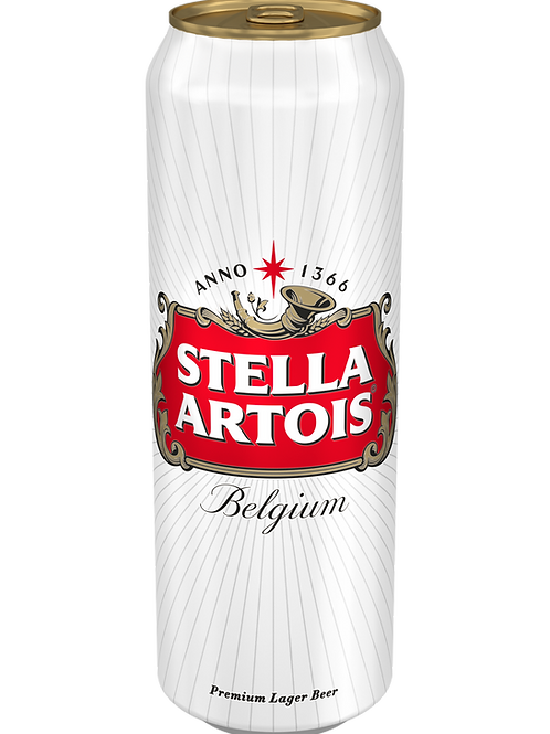 Stella Artois CAN 4x568ml