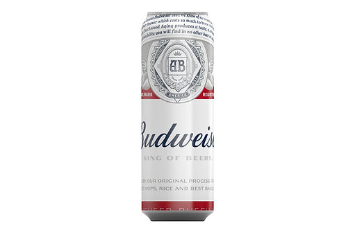 Budweiser CAN 4x568ml