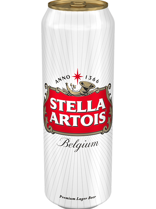 Stella Artois CAN 4x568ml