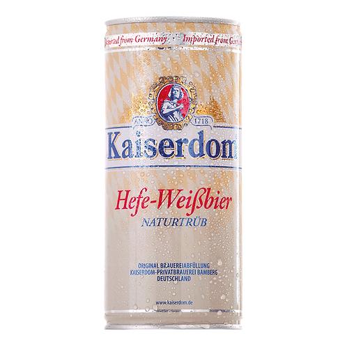 Kaiserdom Hefe-Weissbier 12x1Litre CAN