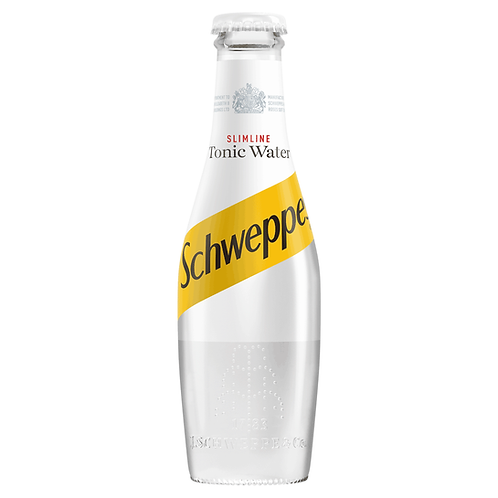Schweppes Slimline Tonic 24x200ml NRB