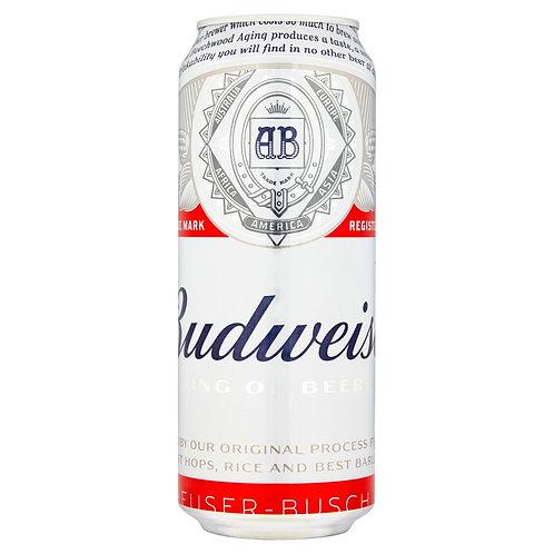 Budweiser 6x4x500ml CAN