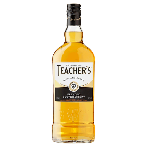 Teacher's Scotch Whisky 6x70cl