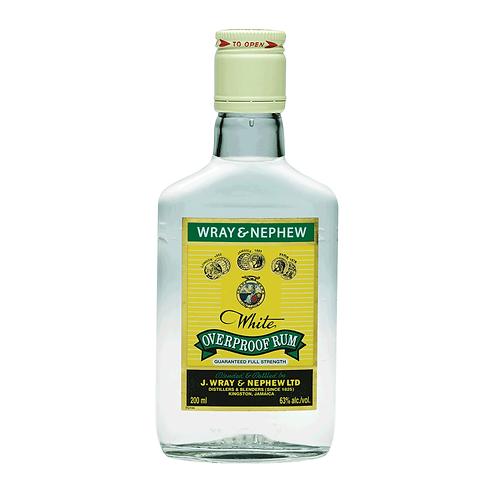 Wray & Nephew Overproof Rum 24x20cl