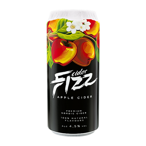 Fizz Apple Cider CAN 25x500ml