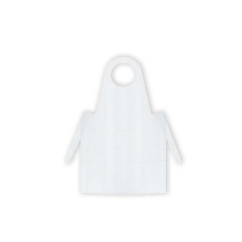 MediTrade White Disposable Aprons