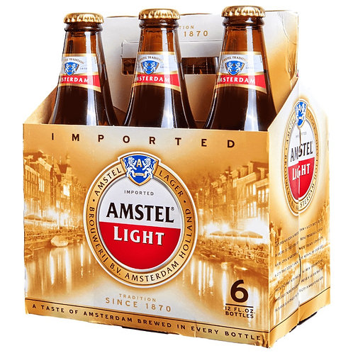 Amstel Light 6x355ml