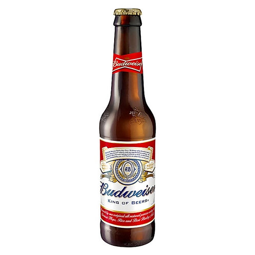 Budweiser 24x330ml