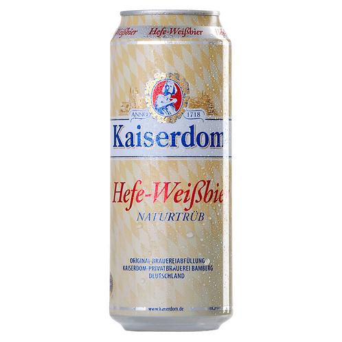 Kaiserdom Hefe-Weissbier 24x500ml CAN