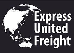 Express United Freight_New Logo_B&W_Feb