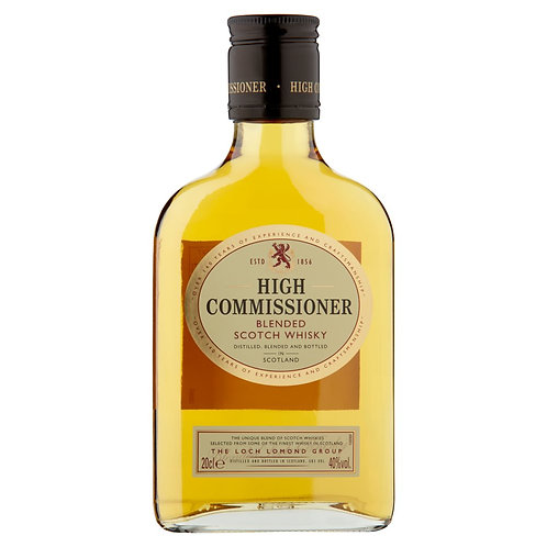 High Commissioner Whisky 48x20cl