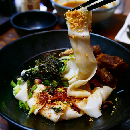 6 of Hong Kong's Best Restaurants!