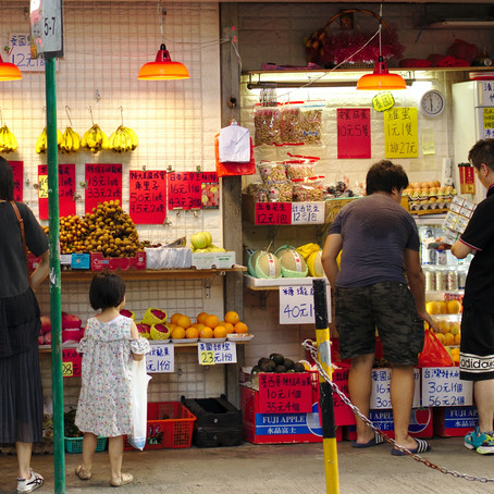 How to be a sustainable traveller (Hong Kong edition)