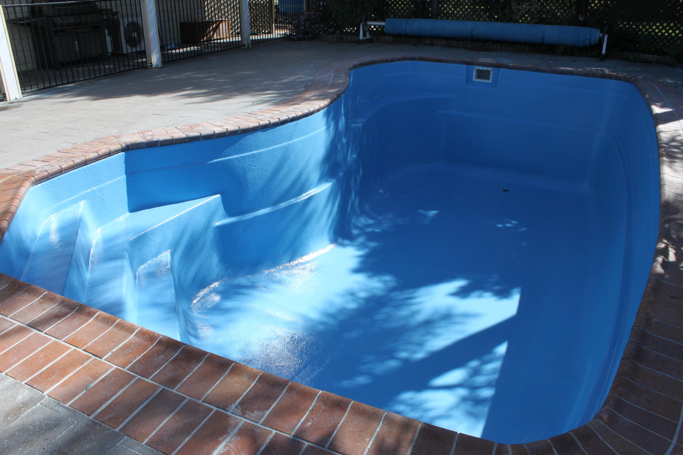 SEQ Fibreglass - Lagoon Blue