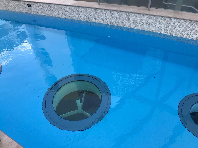 181016 Rumba Pool Filled # 2