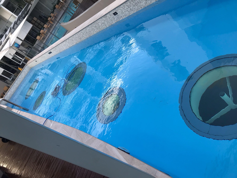 181016 Rumba Pool Filled # 3