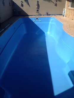 SEQ Pool Fibreglassing