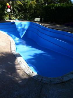 SEQ Fibreglass pool resurfacing
