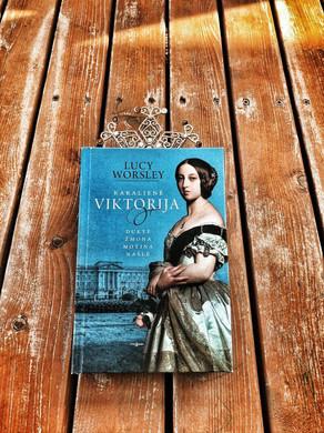 Lucy Worsley - Karalienė Viktorija