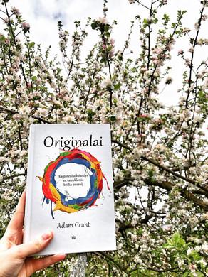 Adam Grant - Originalai