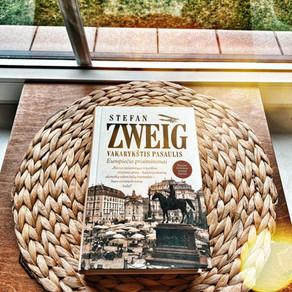 Stefan Zweig - Vakarykštis pasaulis
