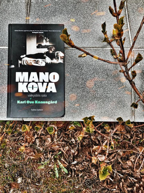 Karl Ove Knausgard - mano kova. Vaikystės sala