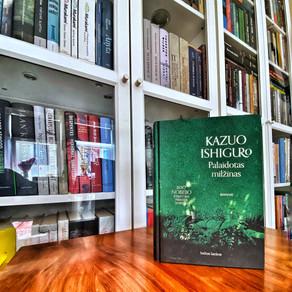 Kazuo Ishiguro - Palaidotas milžinas