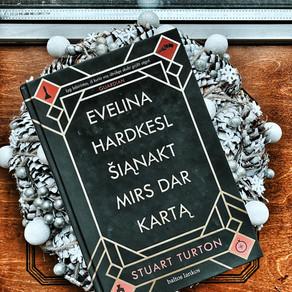 Stuart Turton - Evelina Hardkesl šiąnakt mirs dar kartą