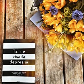 Hilary Jacobs Hendel - Tai ne visada depresija