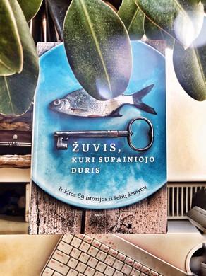 Liudas Dapkus - Žuvis, kuri supainiojo duris
