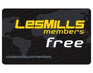 Forfait LesMills Free