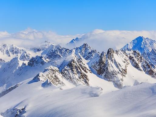 스위스 산에도 미세 플라스틱 눈이 내린다