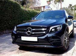 Lavage complet Mercedes