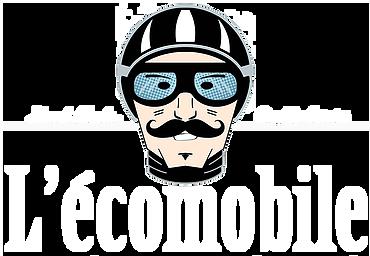 Logo de L'écomobile lavage de voiture à domicile