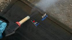 Lavage des tapis de sol de voiture