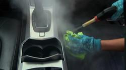 Lavage désinfection intérieur auto