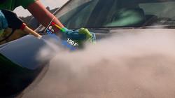 Lavage automobile écologique
