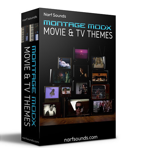 Montage MODX Movie & TV Themes