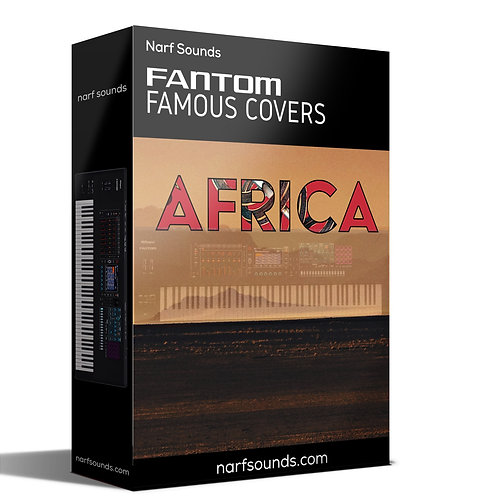 Fantom Famous Covers: Africa