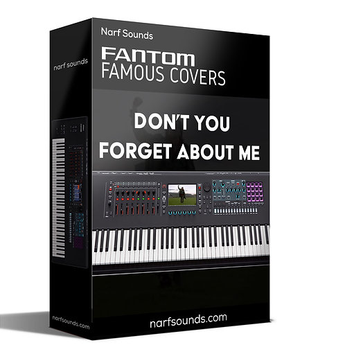 Fantom Famous Covers Don't You Forget About Me