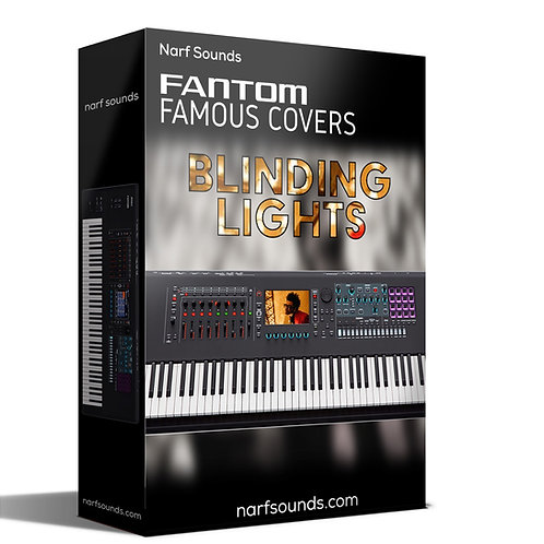 Fantom Famous Covers Blinding Lights