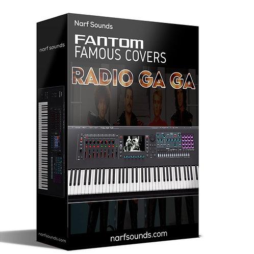 Fantom Famous Covers Radio Ga Ga