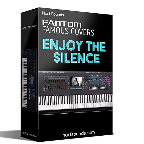 Fantom Famous Covers Enjoy The Silence