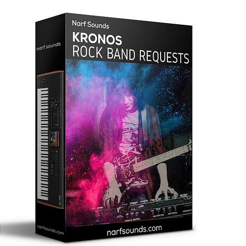Narf's Kronos Rock Band Requests