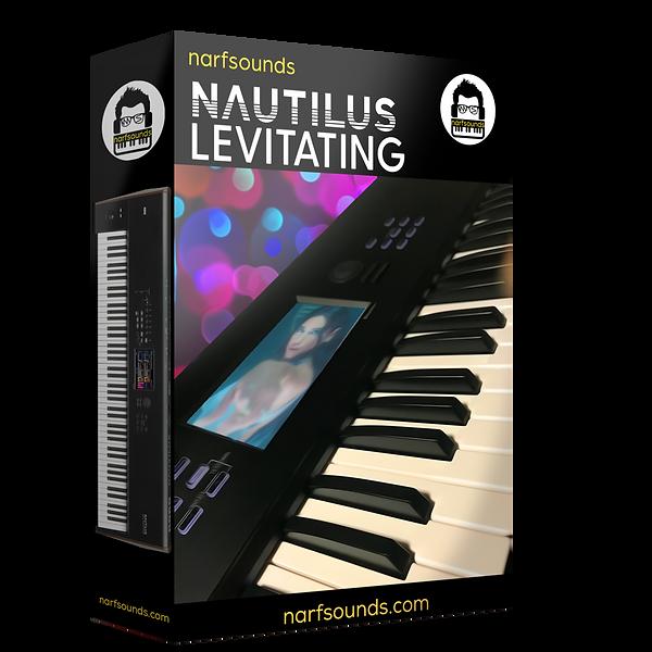 Nautilus Levitating Box .png