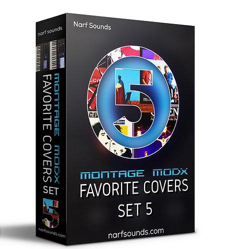 Montage MODX Favorite Covers Set 5