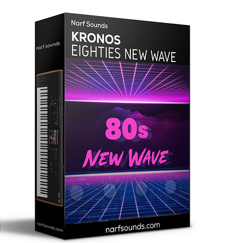 Narf's Kronos 80's New Wave