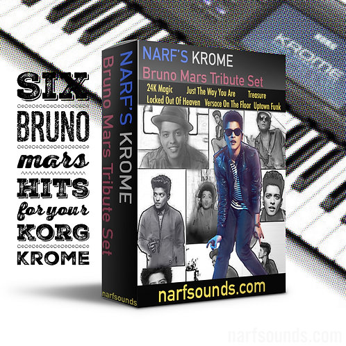 Bruno Mars Tribute Set for KROME