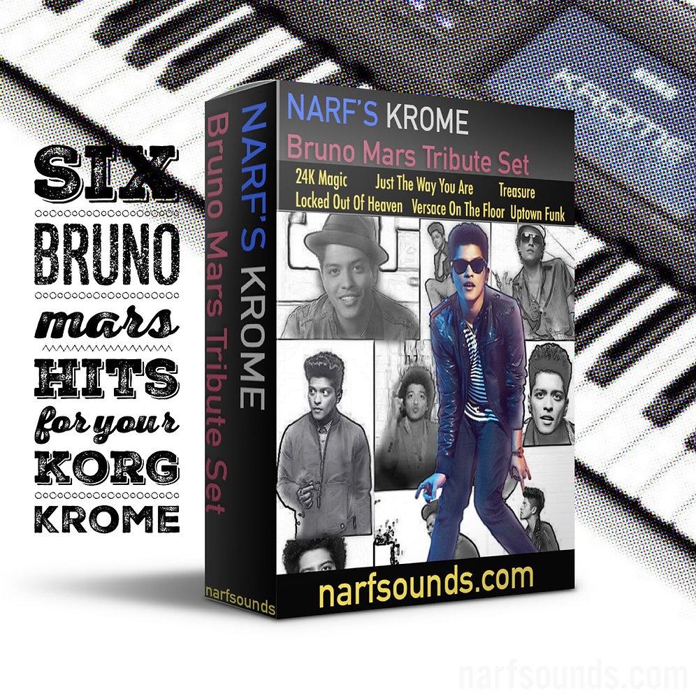 Bruno Mars Tribute Set for KROME