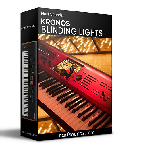 Kronos Blinding Lights